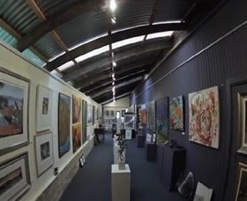Purple Noon Gallery - Tourism Cairns