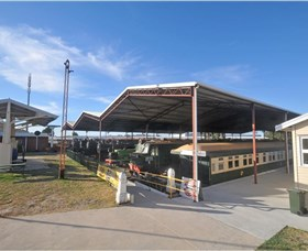 Railway Museum - Tourism Cairns
