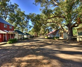 The Australiana Pioneer Village