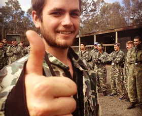 Ultimate Paintball - Tourism Cairns