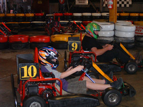 Indoor Kart Hire O'Connor - Tourism Cairns