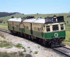 Paterson Rail Motor Society - Tourism Cairns