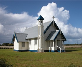 Tarraville Church - Tourism Cairns