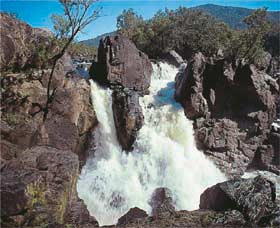 Clarence Gorge - Tourism Cairns