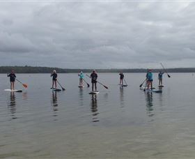 Sussex Inlet Stand Up Paddle - Tourism Cairns