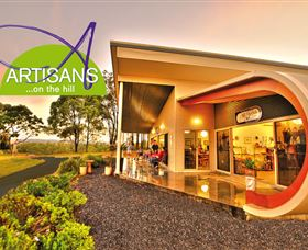 Artisans On The Hill - Tourism Cairns
