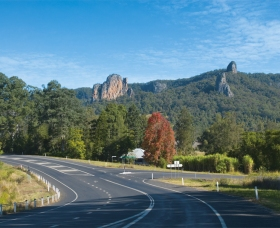 Nimbin Rocks - Tourism Cairns