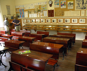 Alumny Creek School Museum and Reserve - Tourism Cairns