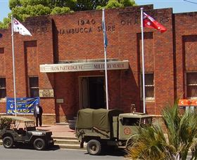Frank Partridge VC Military Museum