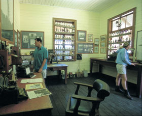 Hamelin Pool Telegraph Station - Tourism Cairns