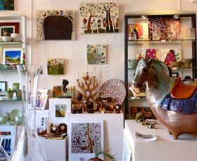 Art Aspects Gallery - Tourism Cairns