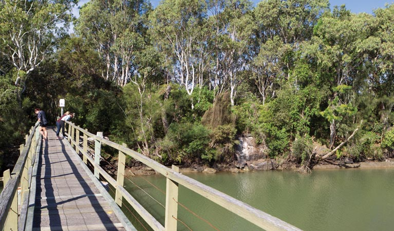 Woolgoolga Lake - Tourism Cairns