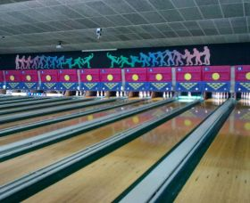 Ballina Ten Pin Bowl