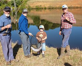 Natone Hills Fly Fishery - Tourism Cairns