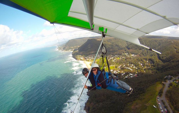 Sydney Hang Gliding Centre - Tourism Cairns