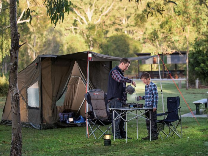 Hardings Paddock Campground - Tourism Cairns