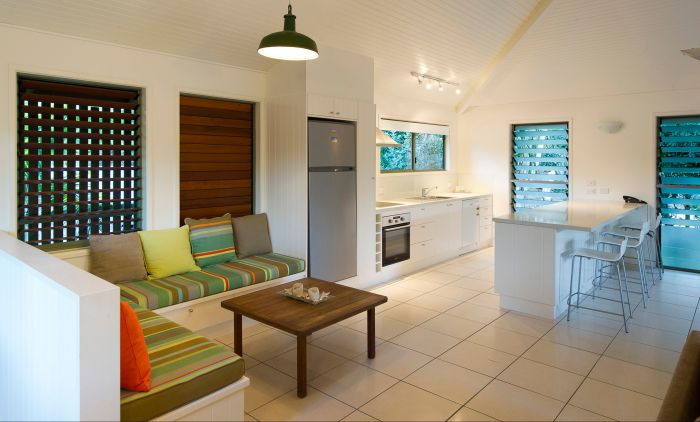 The Retreat Beach Houses - Tourism Cairns