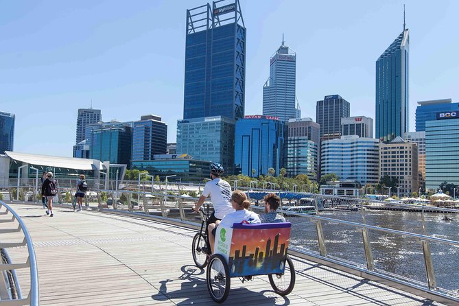 City of Perth Rickshaw Tour - New Developments & the History of Perth
