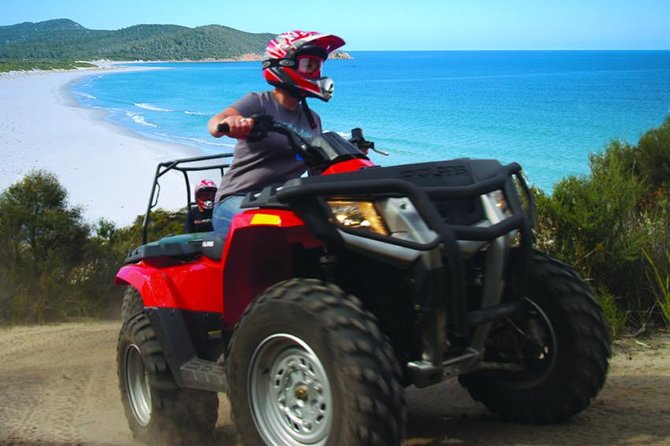 Half-Day Guided ATV Exploration Tour from Coles Bay - Tourism Cairns