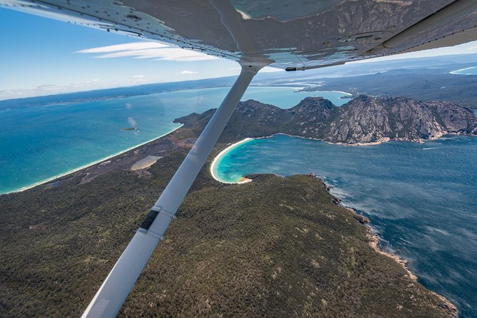 Freycinet Peninsula Or Wineglass Bay Scenic Flight - Tourism Cairns