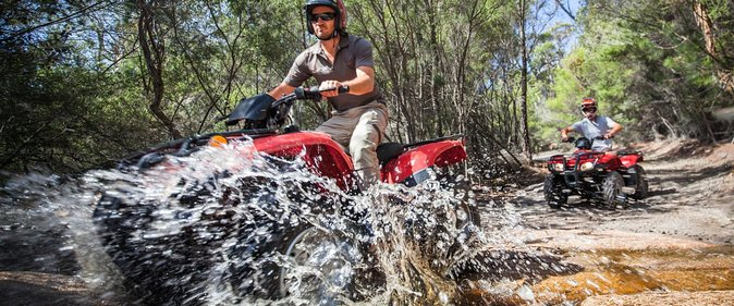 Quad Bike 2-Hour Adventure Freycinet National Park - Tourism Cairns