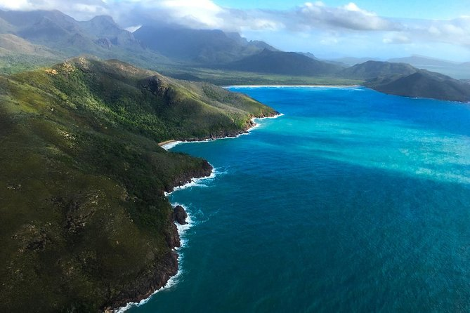 90-Minute Hinchinbrook Island Scenic Helicopter Flight