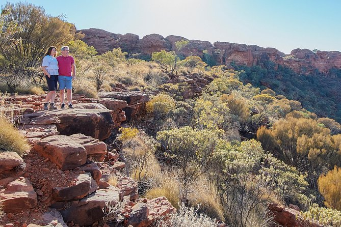 Kings Canyon Day Trip from Ayers Rock - Tourism Cairns