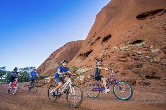 Outback Cycling Uluru Bike Ride - Tourism Cairns