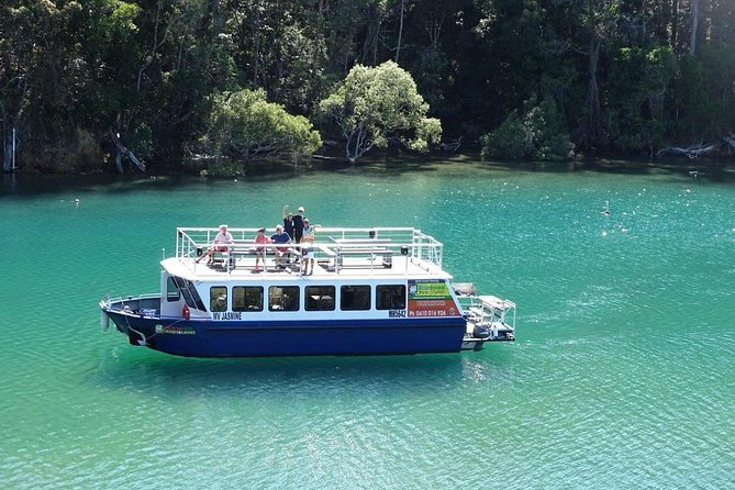 Brunswick Heads Rainforest Eco-Cruise - Tourism Cairns