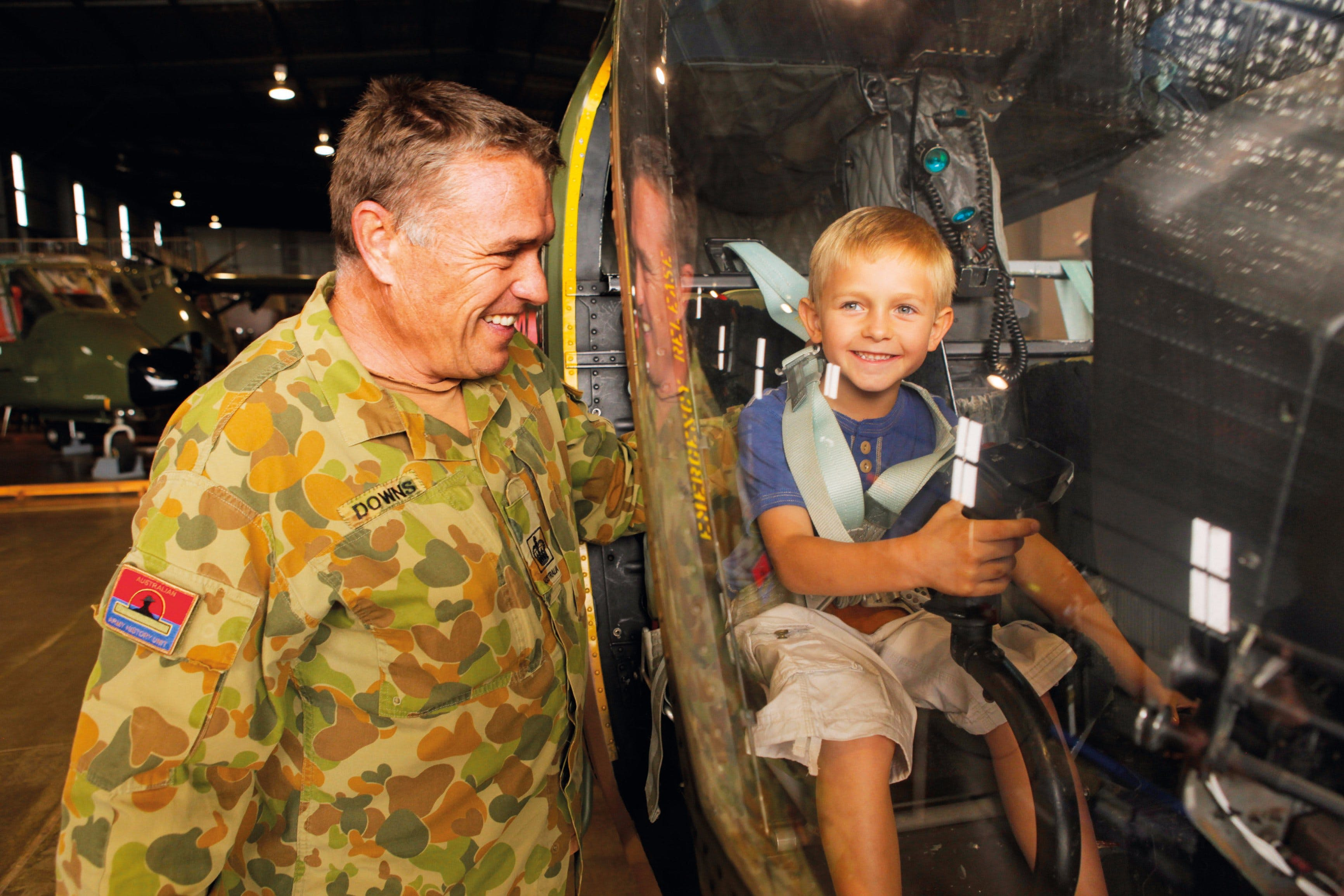 Australian Army Flying Museum - Tourism Cairns