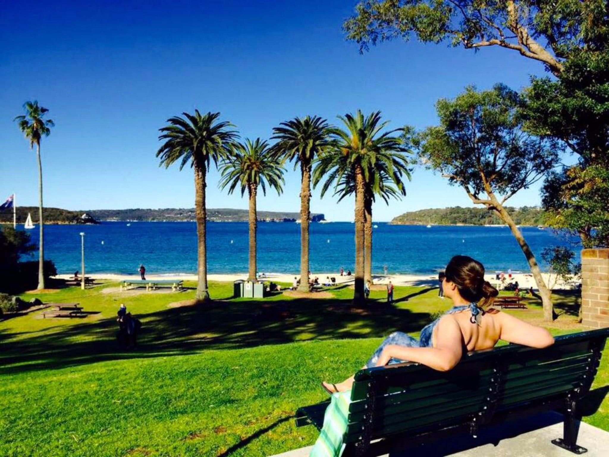 Balmoral Beach - Tourism Cairns
