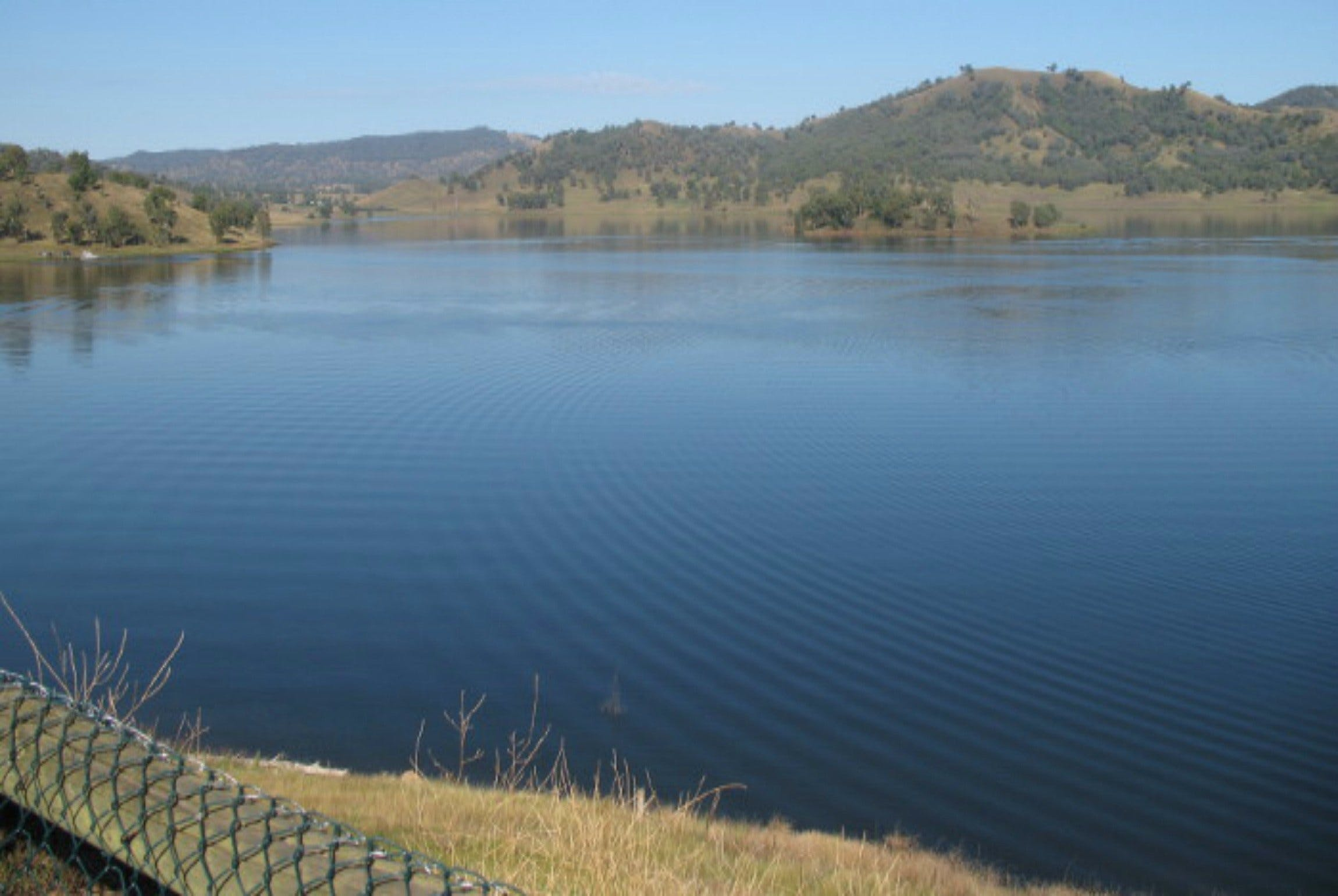 Chaffey Dam - Tourism Cairns