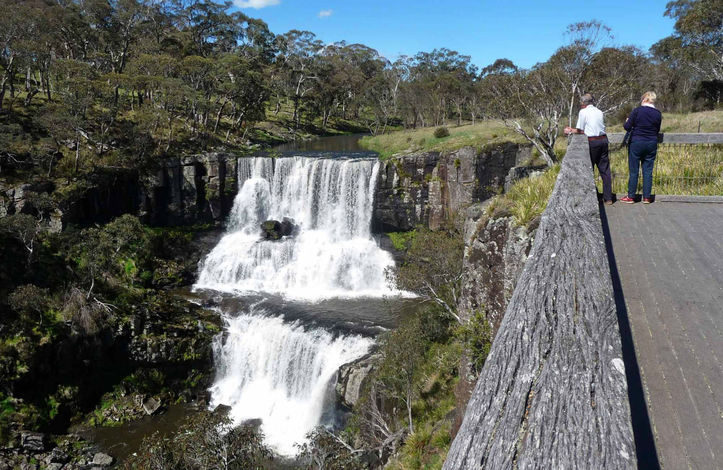 Ebor Falls - Tourism Cairns