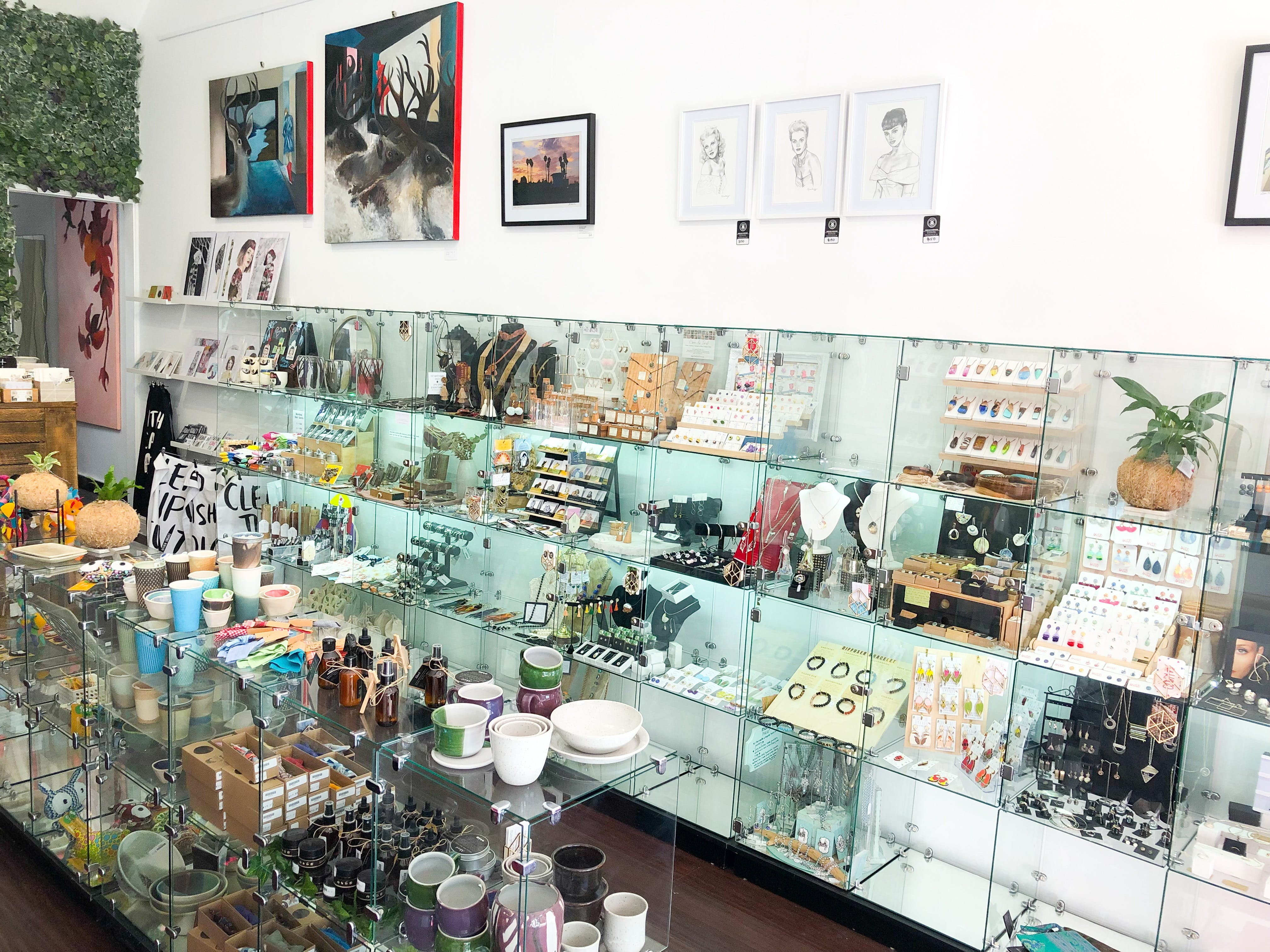 in.cube8r gallery and emporium Prahran - Tourism Cairns