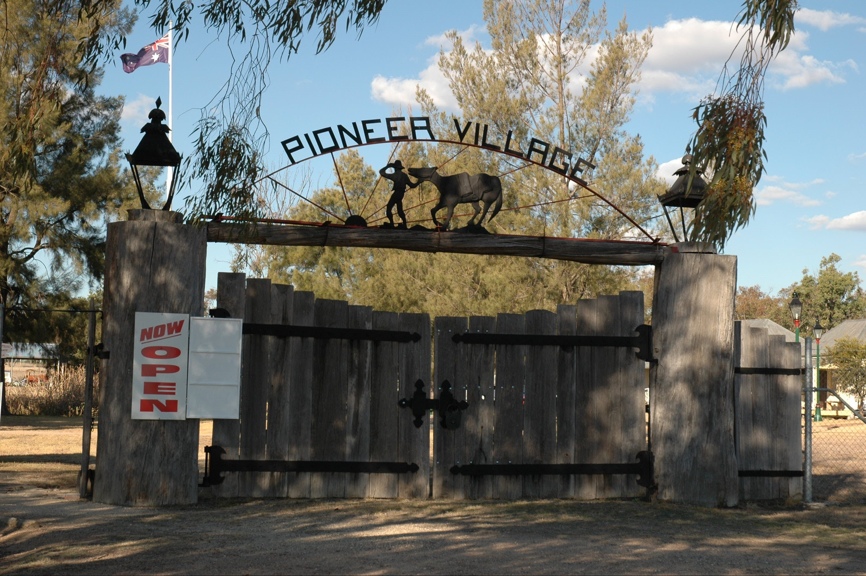 Inverell Pioneer Village - Tourism Cairns