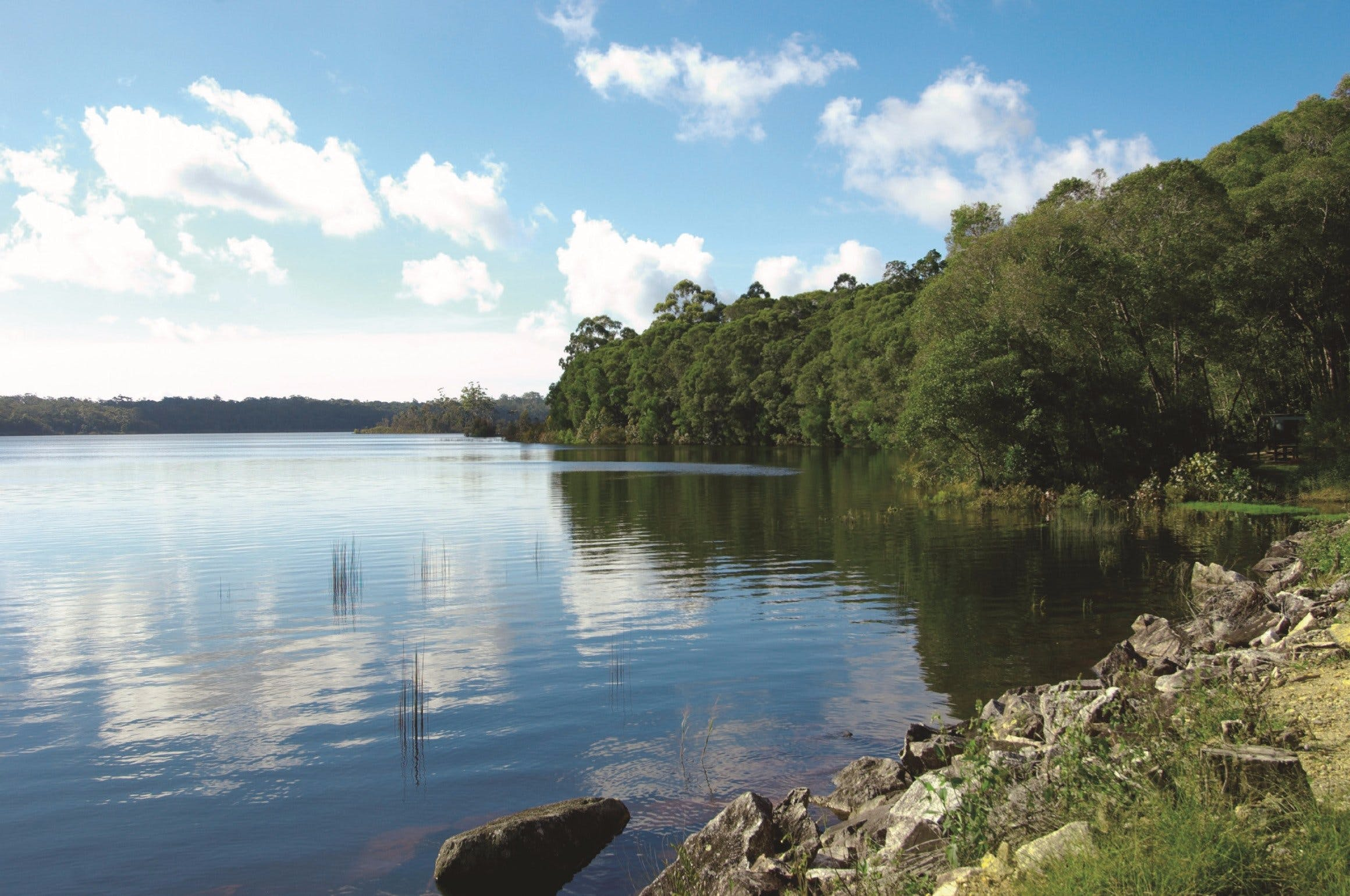 Lake Paluma - Tourism Cairns