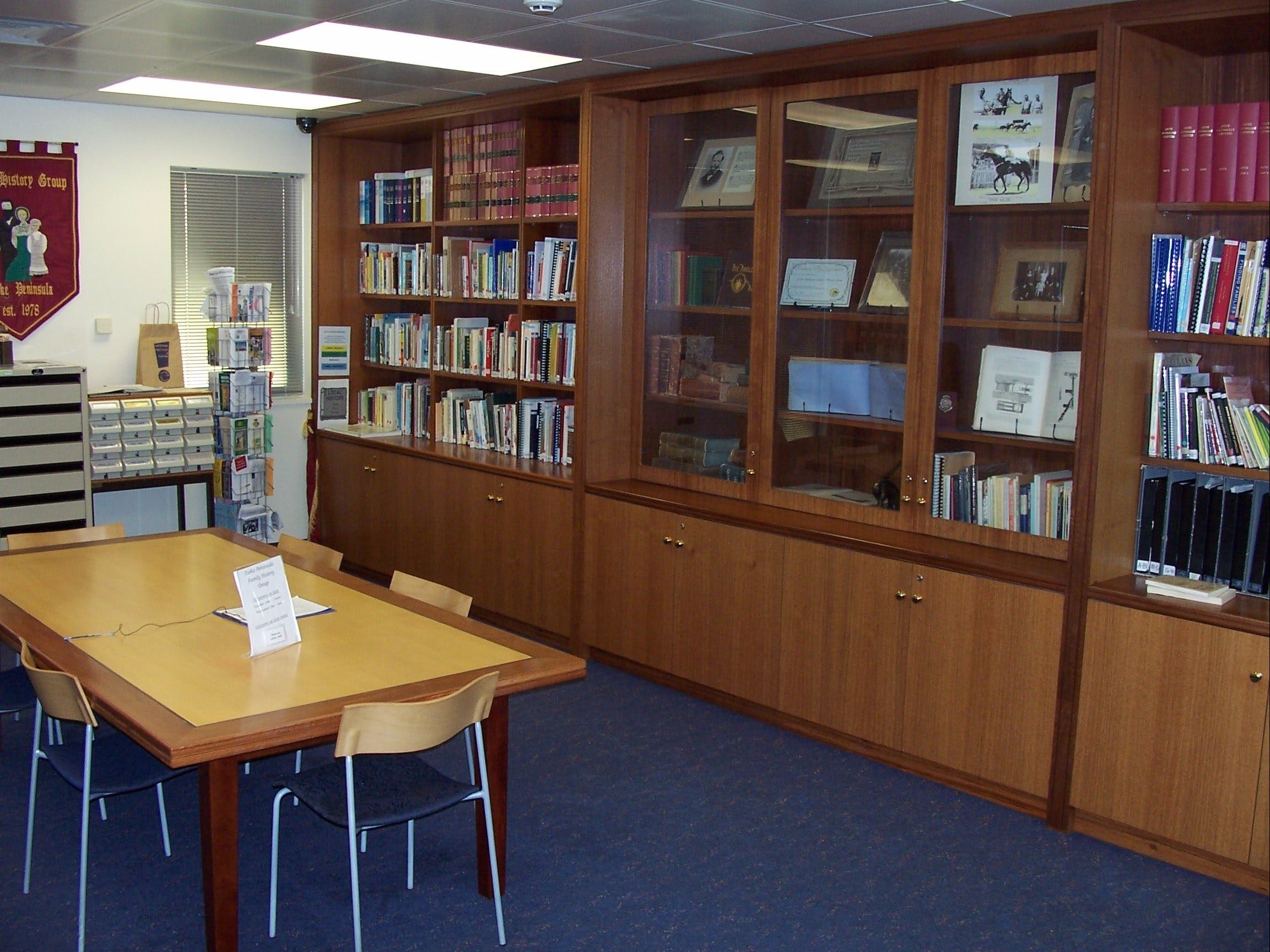 Local History Room - Tourism Cairns