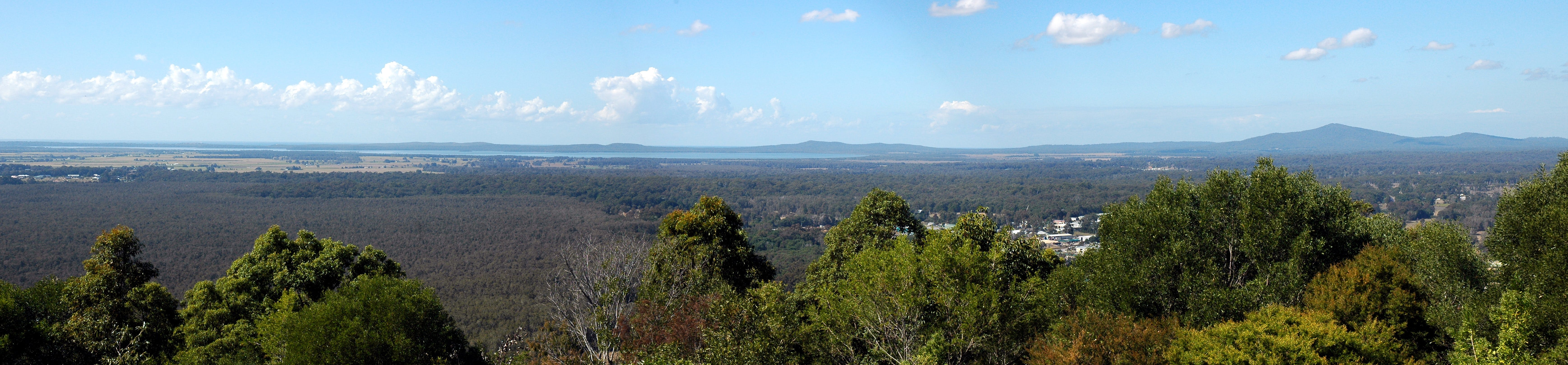 Maclean Lookout - Tourism Cairns