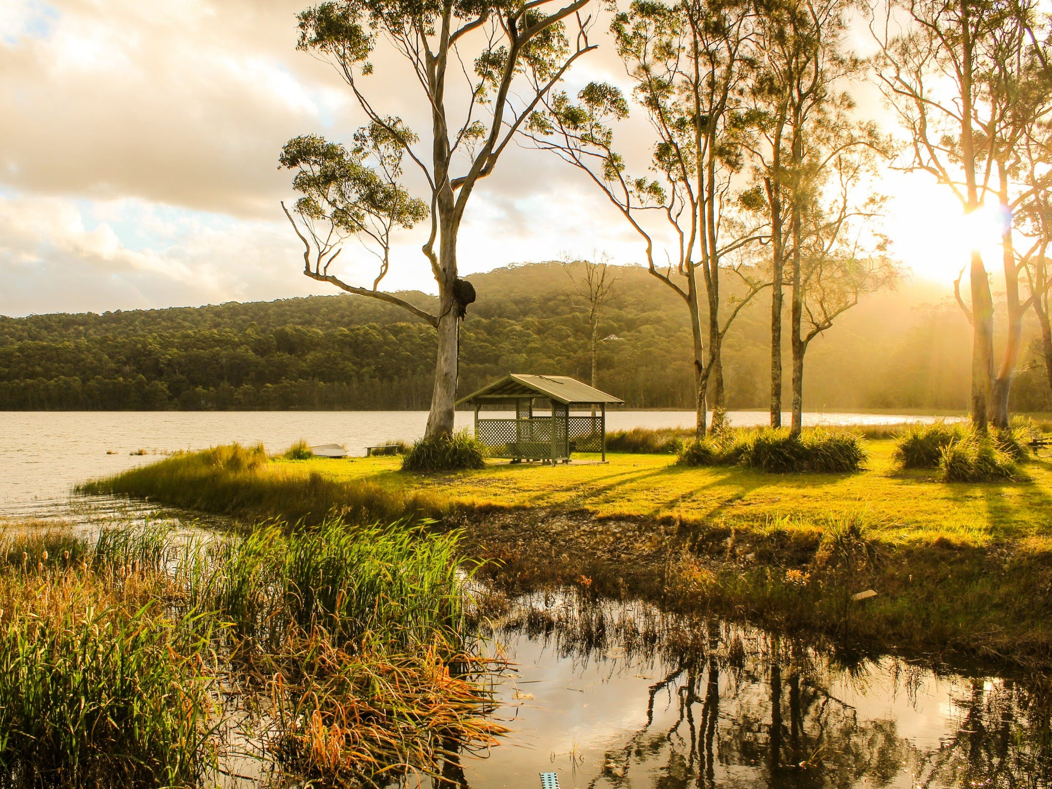 Smiths Lake - Tourism Cairns