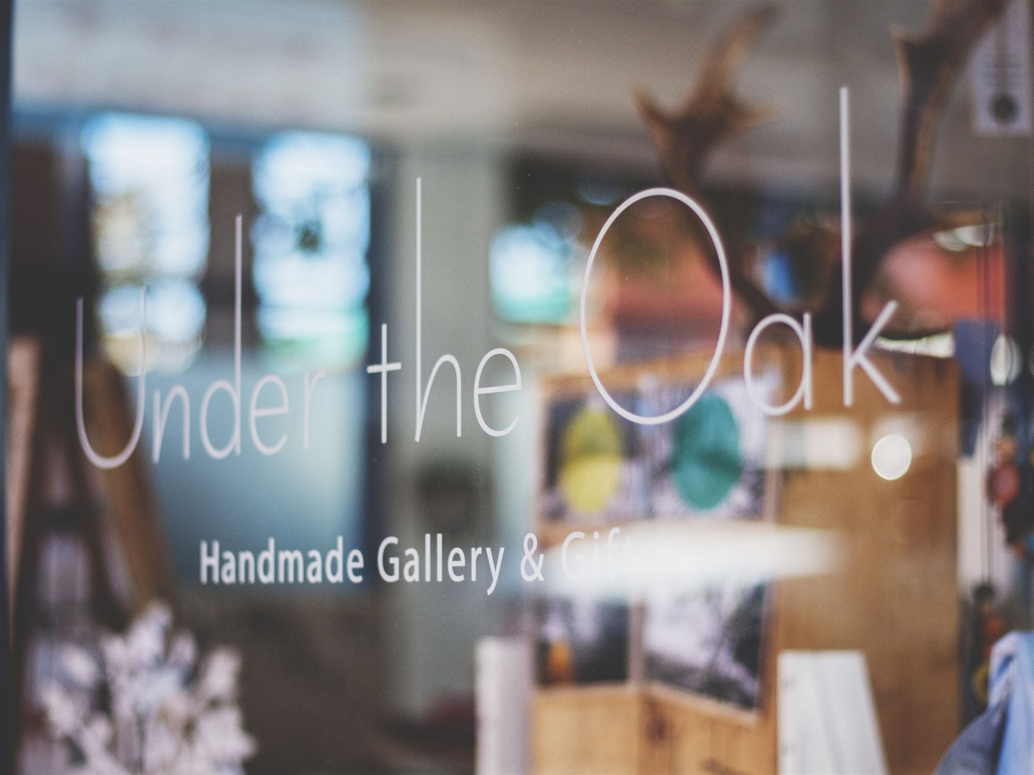 Under The Oak Handmade Gallery and Gifts - Tourism Cairns