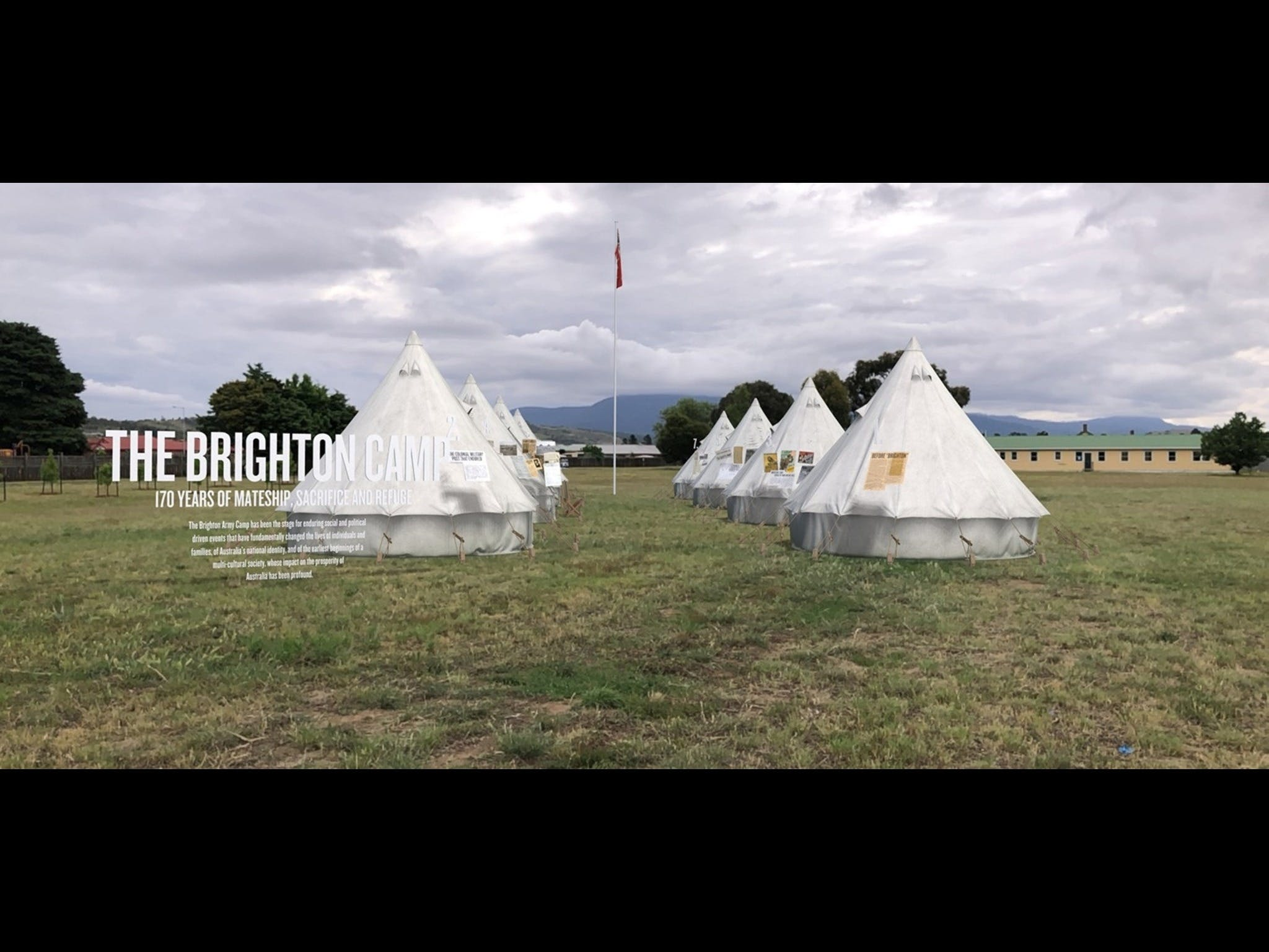 Brighton Army Camp - Tourism Cairns