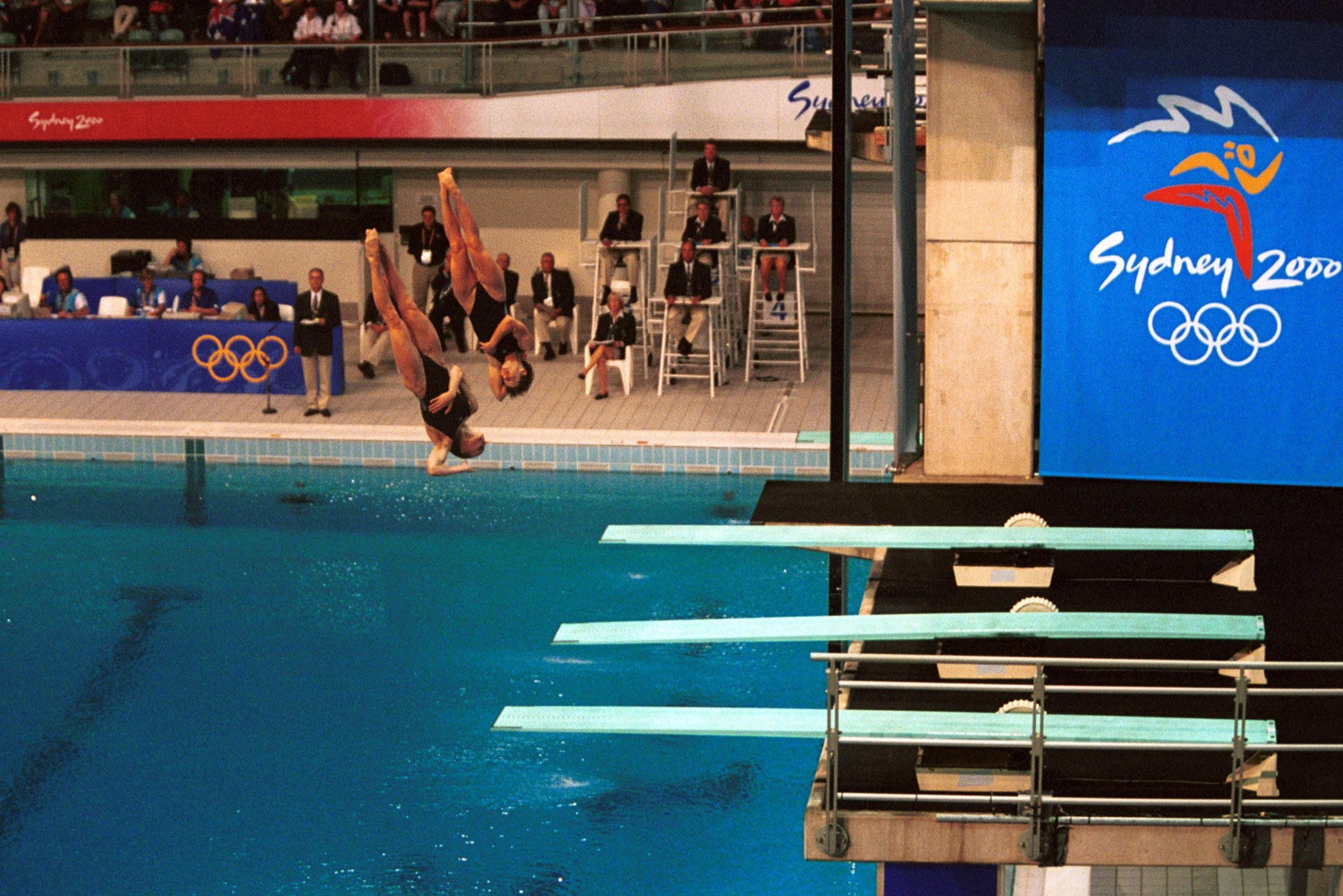 Dive Into History at Sydney Olympic Park Aquatic Centre - Tourism Cairns