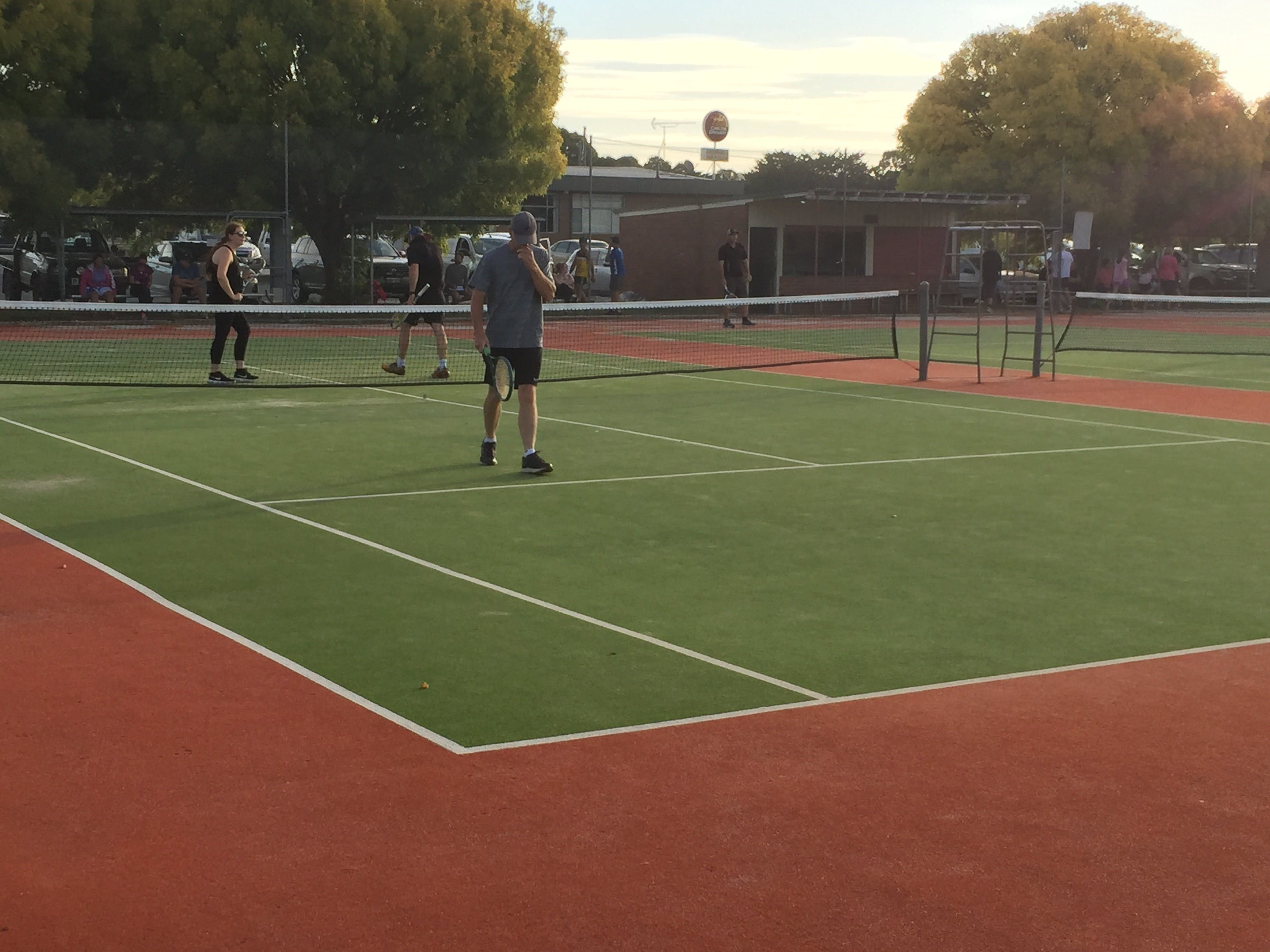 Crookwell Tennis Courts - Tourism Cairns