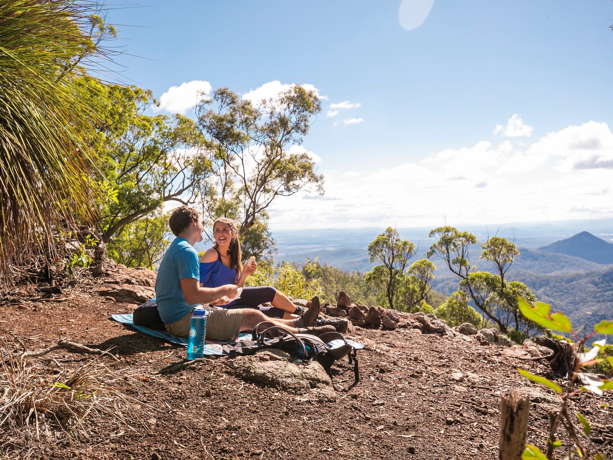 Goolman Lookout via Rocky Knoll Lookout Trail - Tourism Cairns