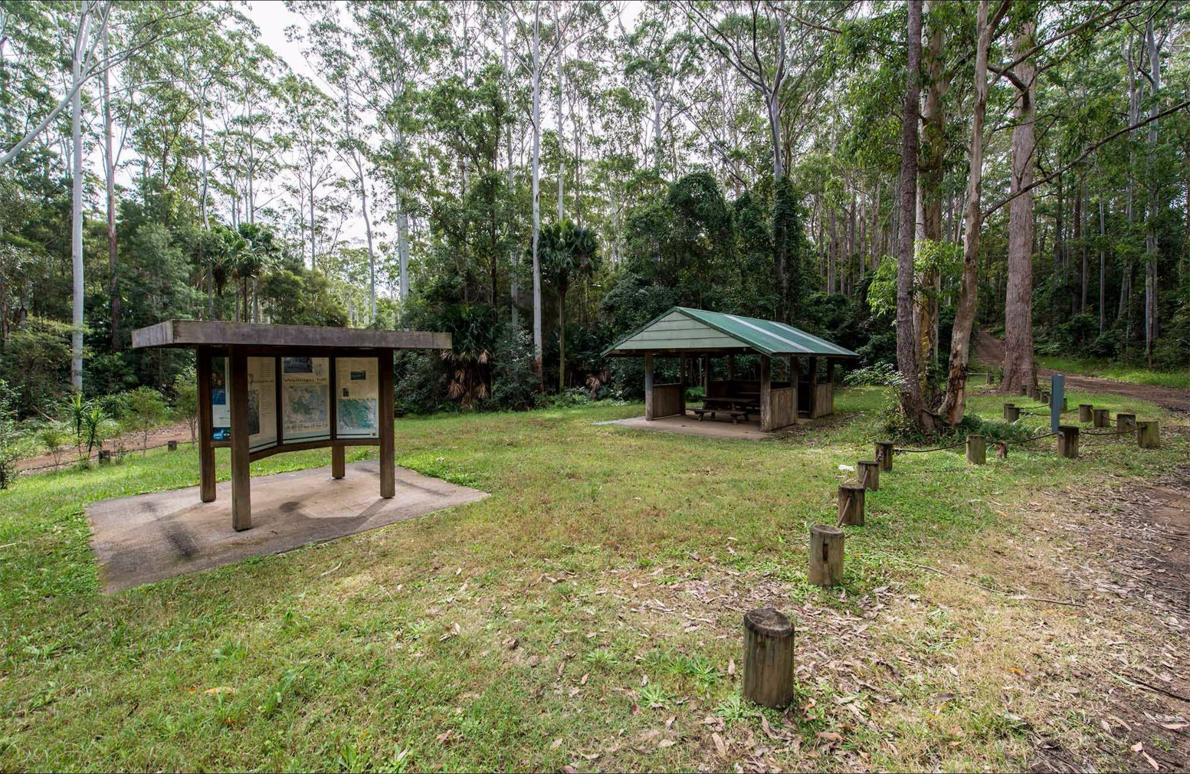 Gur-um-bee picnic area - Tourism Cairns