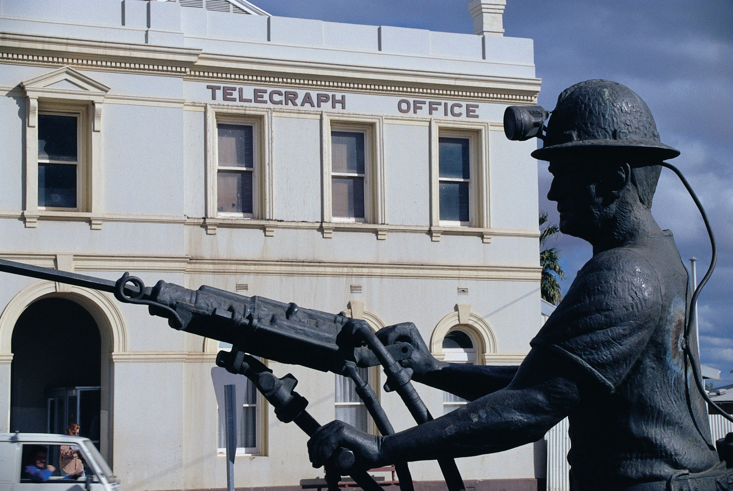 Miners Monument - Tourism Cairns