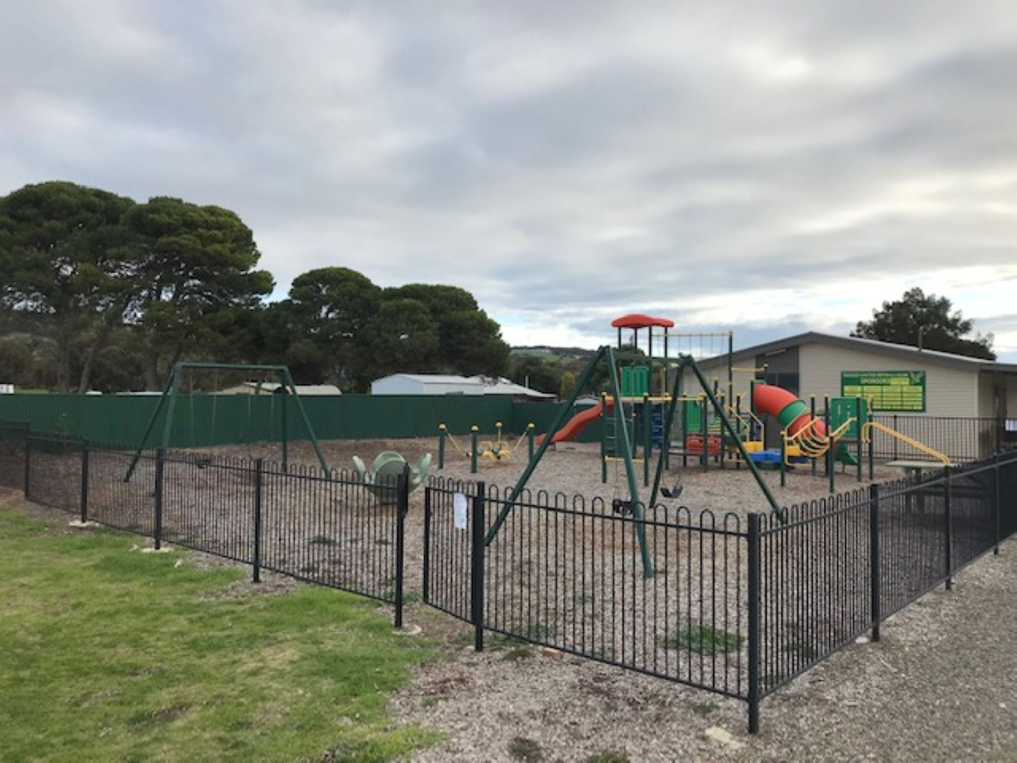 Penneshaw Playground - Tourism Cairns