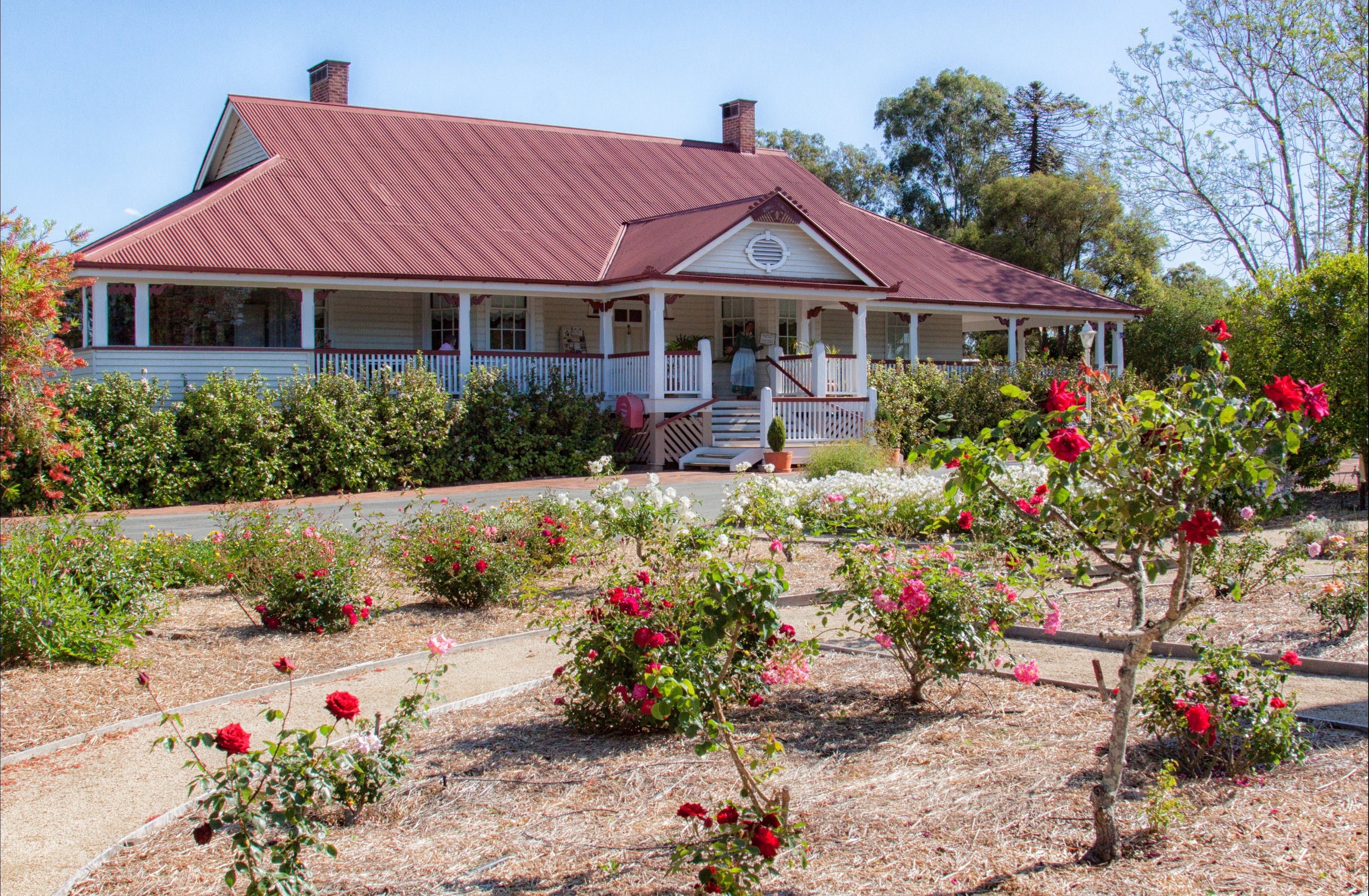 Ringsfield House Nanango - Tourism Cairns