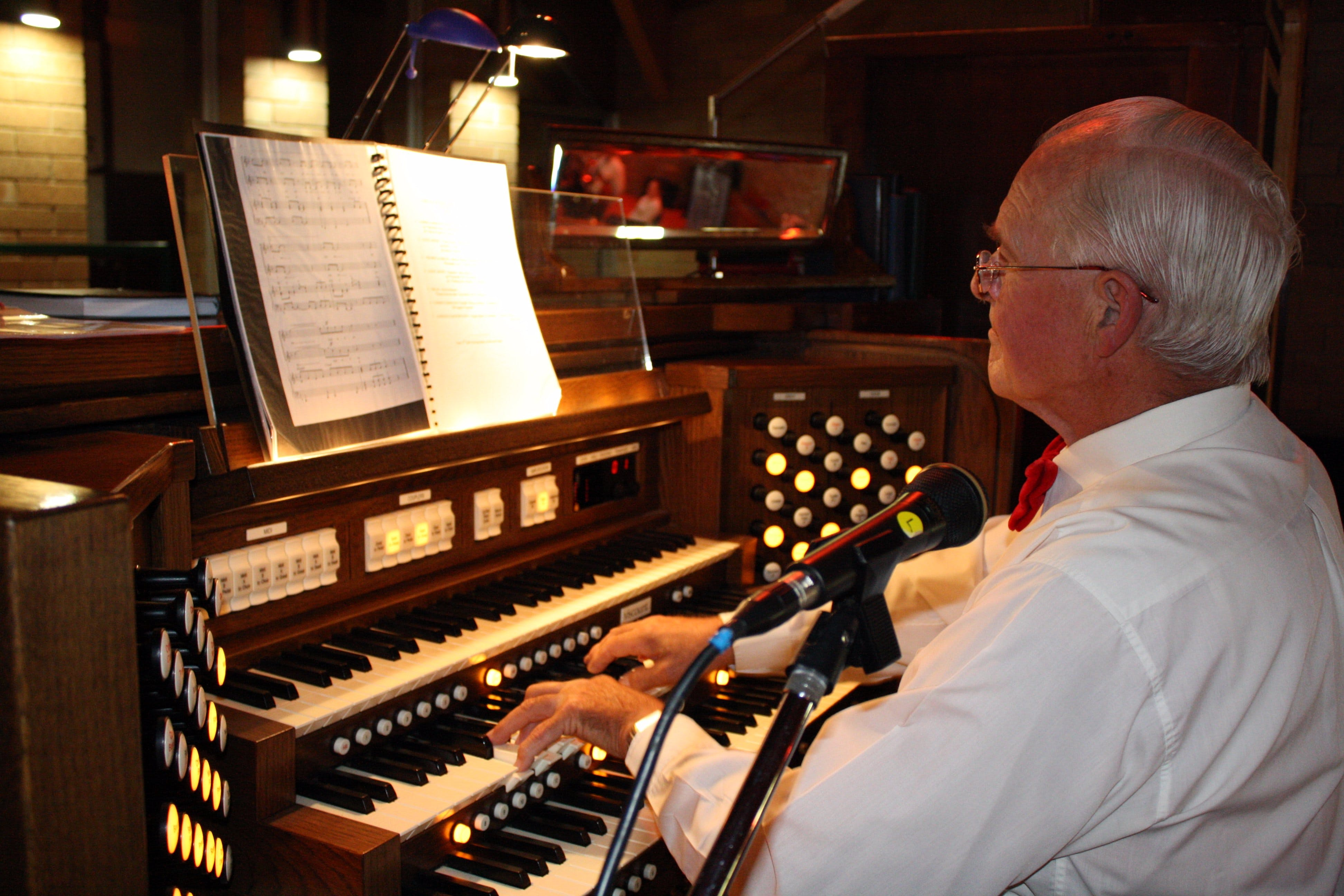St Bartholomews Largest Digital Pipe Organ in the Southern Hemisphere - Tourism Cairns