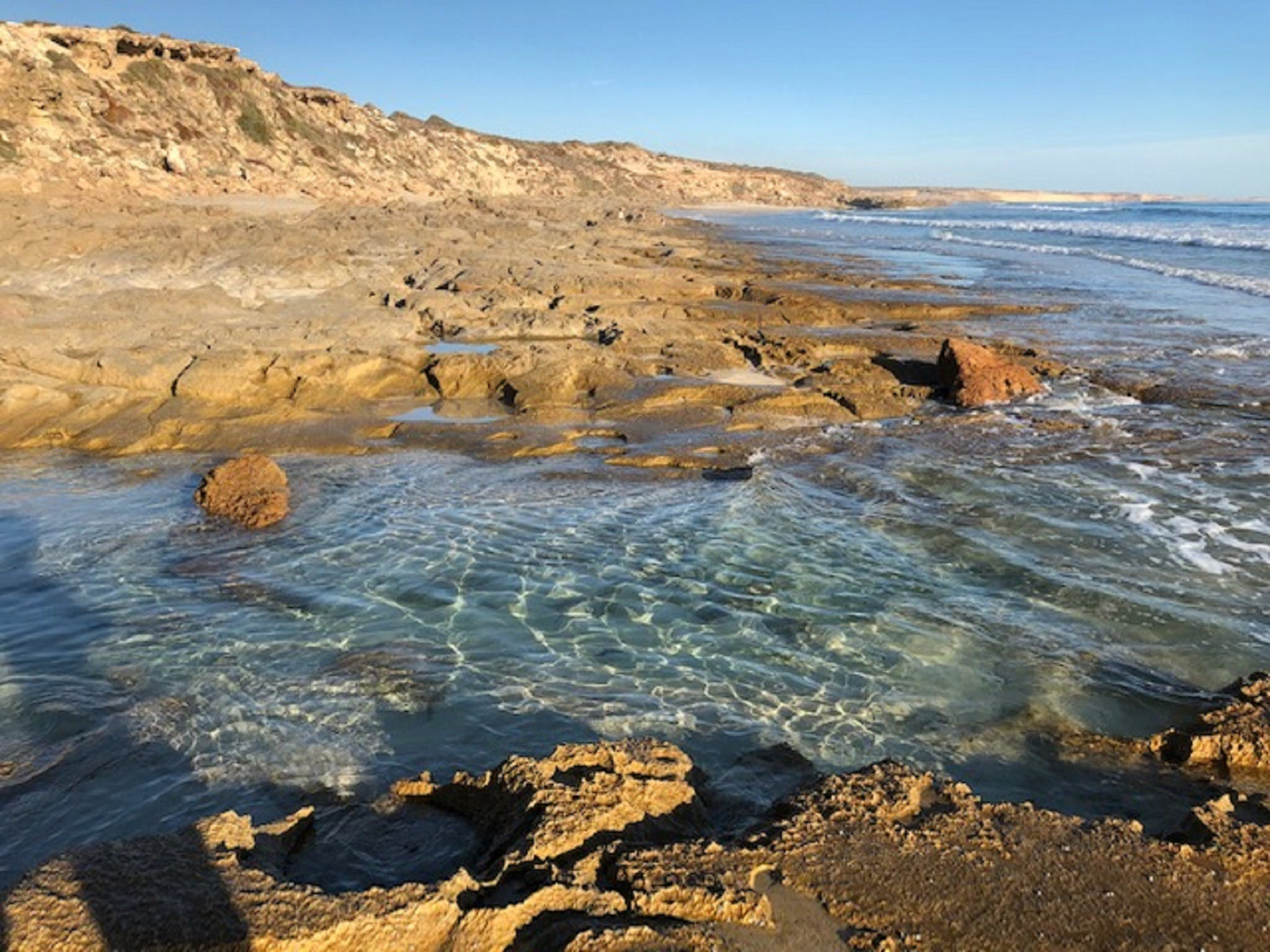 Streaky Bay - Back Beach - Tourism Cairns